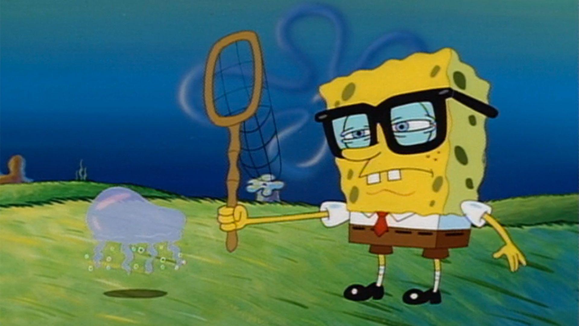 Help Wanted Spongebob Nick