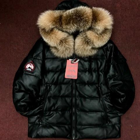 2b7fe084e3f Goose Country Men's Bubble Jacket