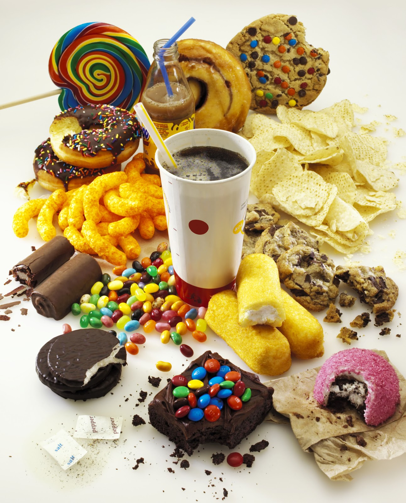 Junk Food Will Eventually Kill You On A Mission