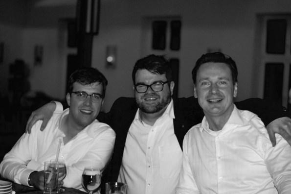 Rat Pack @ Hochzeit im Vorland des Bergischen Landes