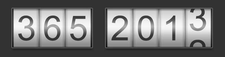 """Wieder sind 365 Tage vergangen... """"And it was a good year..."""" Frohes, neues Jahr...."""