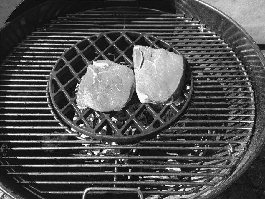 Season Opening... Irish Agnus Point Steak...