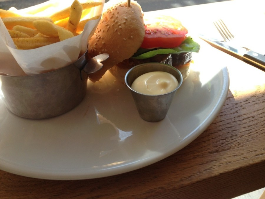 Tuna Burger @ WOBU, Bielefeld
