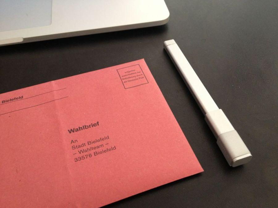 Ich habe gewählt! Bitte nun sofort den nervigen (TV-)Wahlkampf beenden und schnellstmöglich die Wahlplakate abhängen. DANKE!