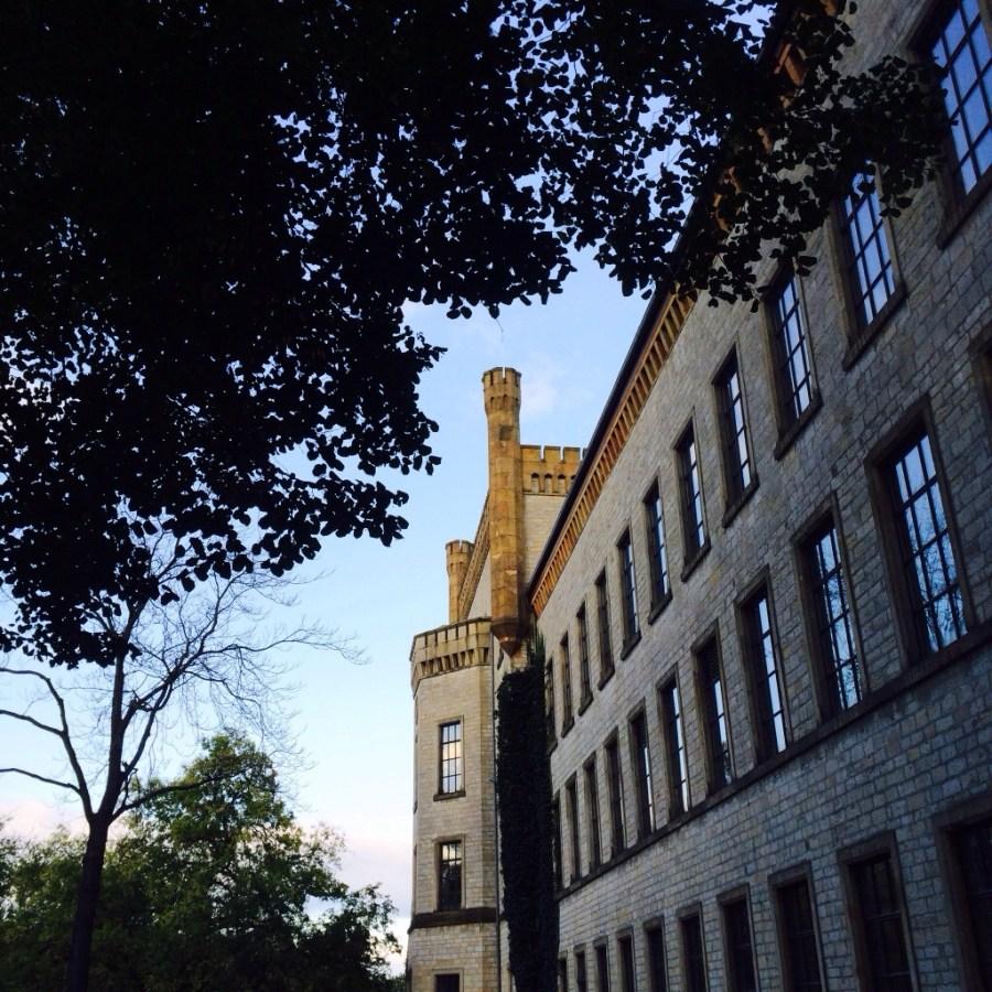 Novemberspaziergang @ Ravensburger Park, Bielefeld