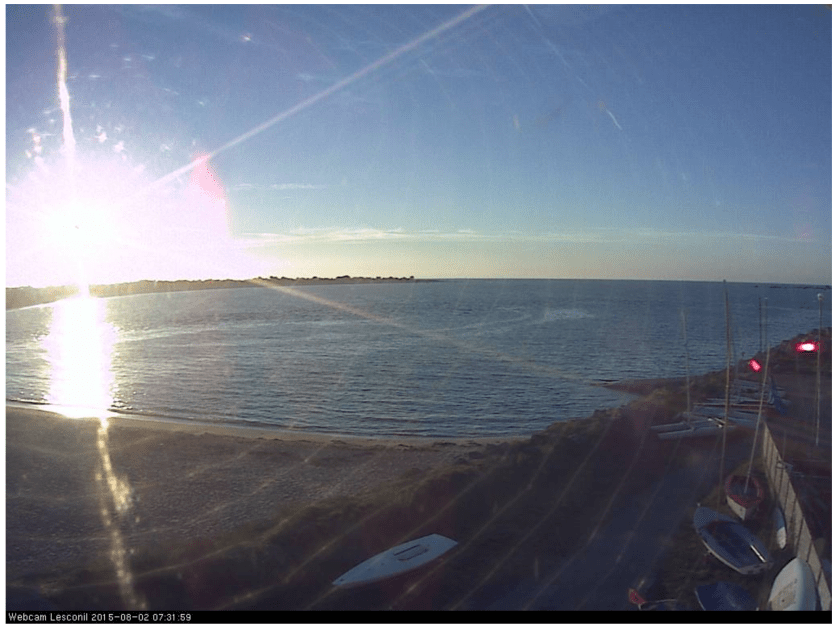 Webcam_Lesconil