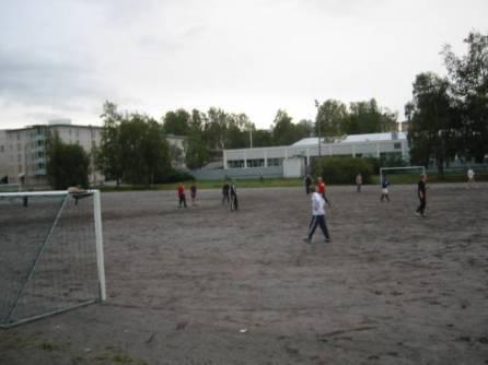Fussball - Finnland vs. Italien