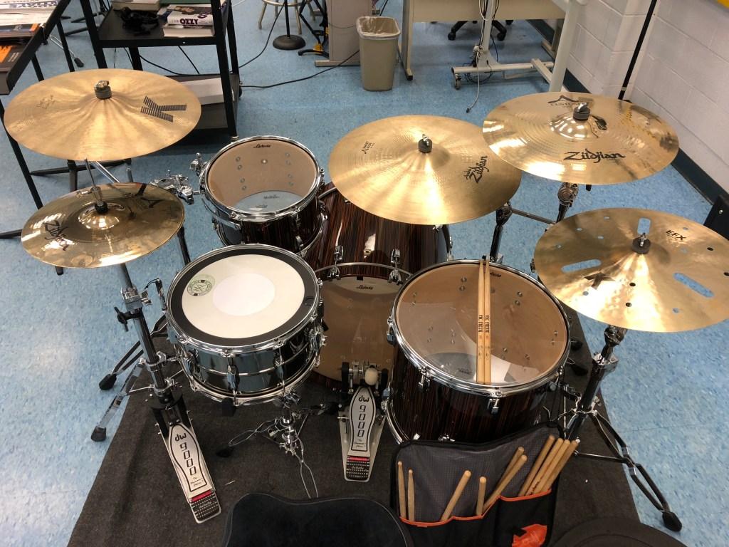 Nick Costa Ludwig Drums Vic Firth Remo Zildjian