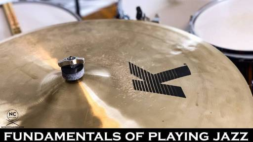 Learn the fundamentals to playing jazz on the drums! nick costa music nick costa drums nick costa remo nick costa vic firth nick costa zildjian nick costa ludwig