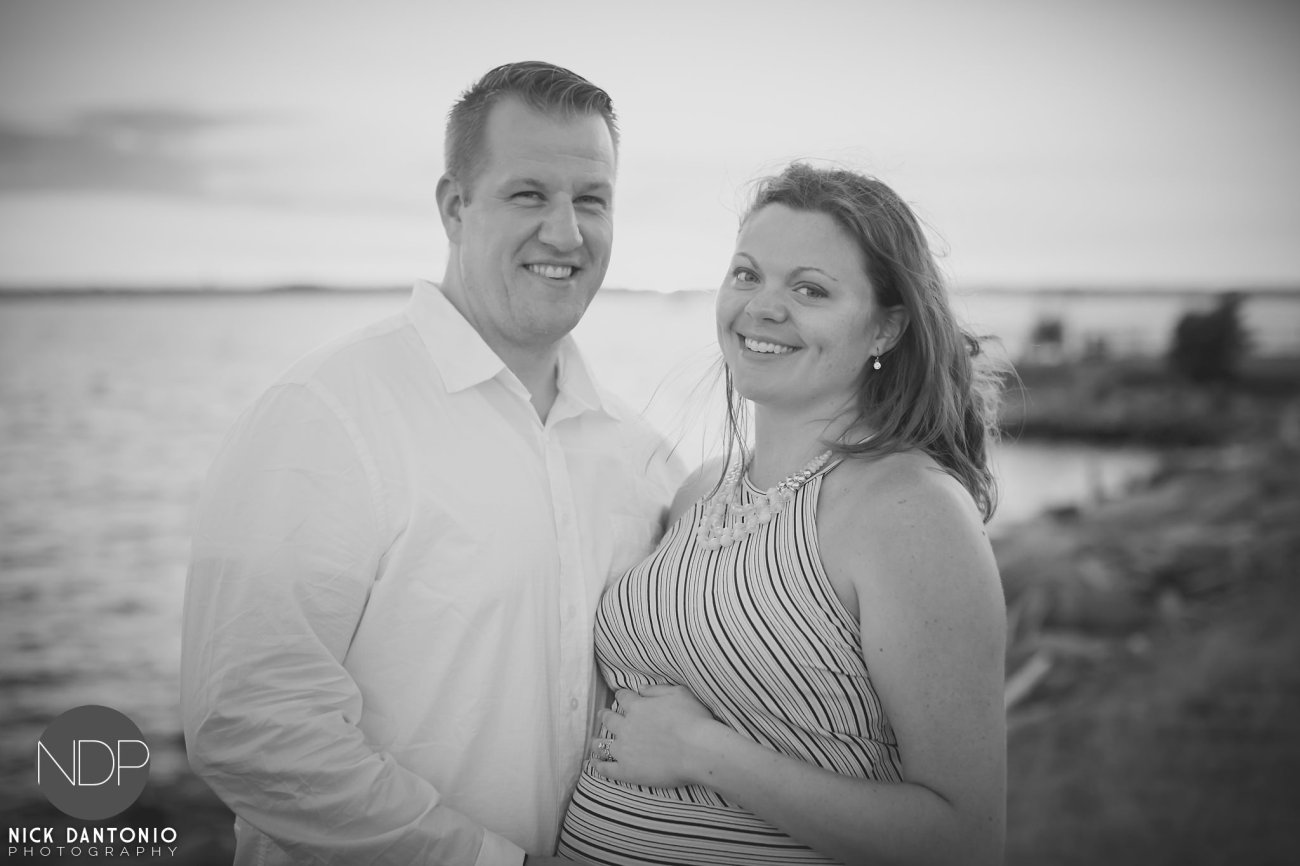 15-Buffalo Waterfront Sunset Maternity Photos_FB