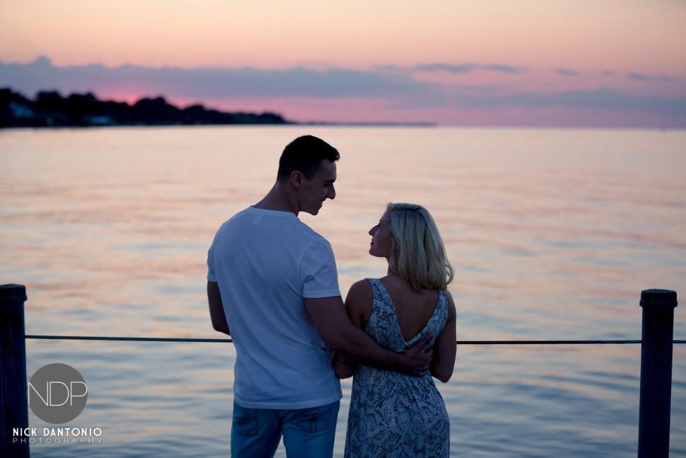 17-Charlotte Beach Engagement