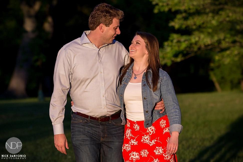 17-Delaware Park Engagement Photos