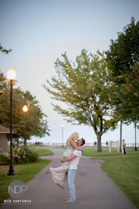 20-Charlotte Beach Engagement