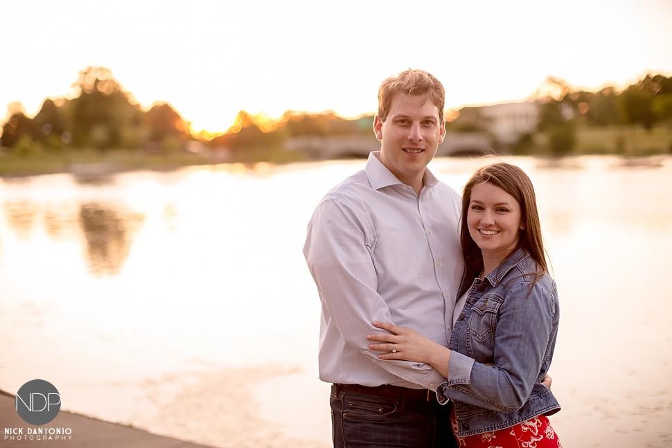 26-Hoyt Lake Engagement Photos
