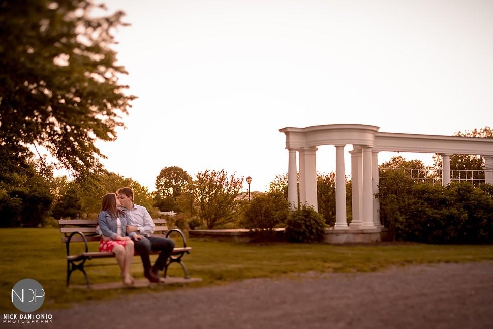 29-Delaware Park Engagement Photos