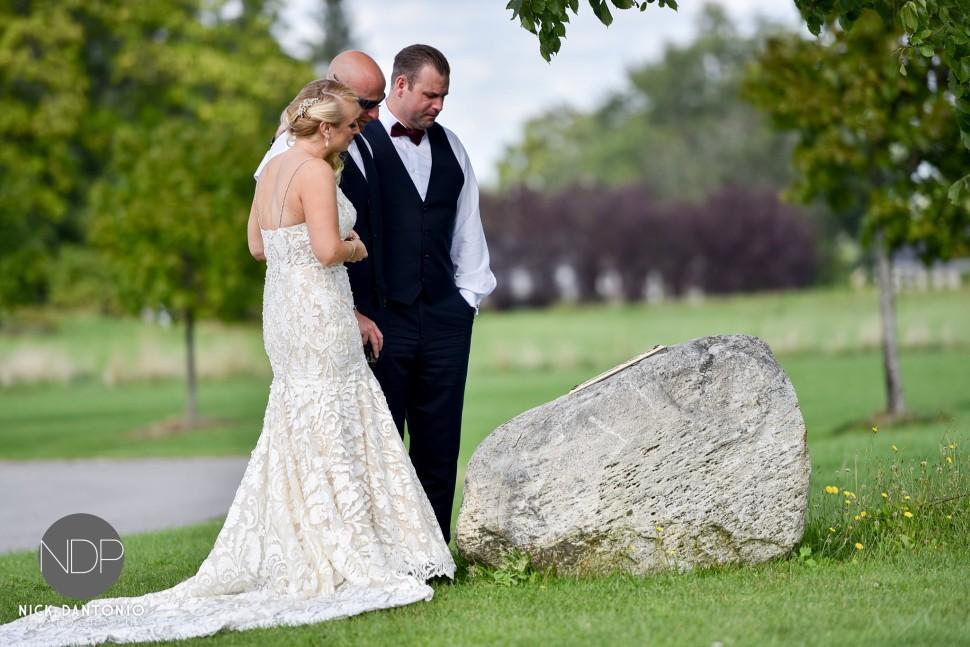 Gorcica Field Wedding