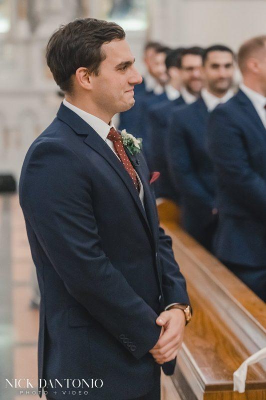 11-St Joseph Cathedral Wedding Ceremony