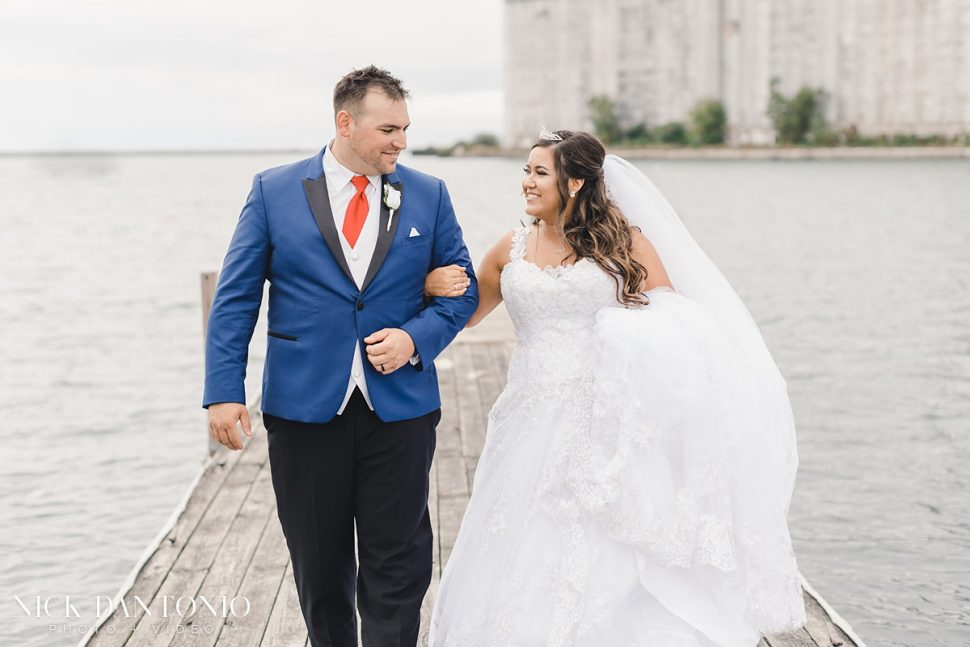 20-Buffalo Waterfront Wedding