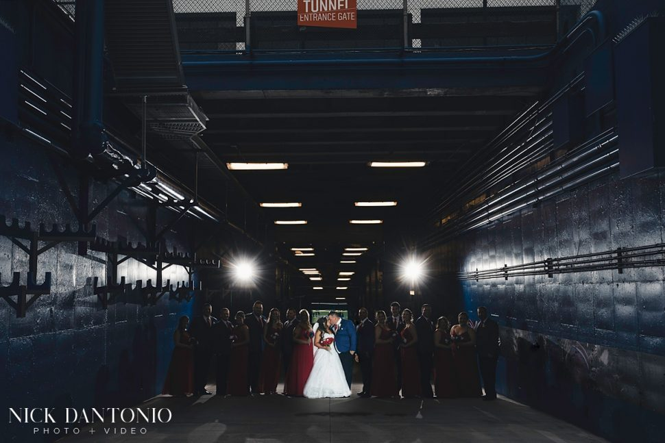 21-Buffalo Bills New Era Field Wedding