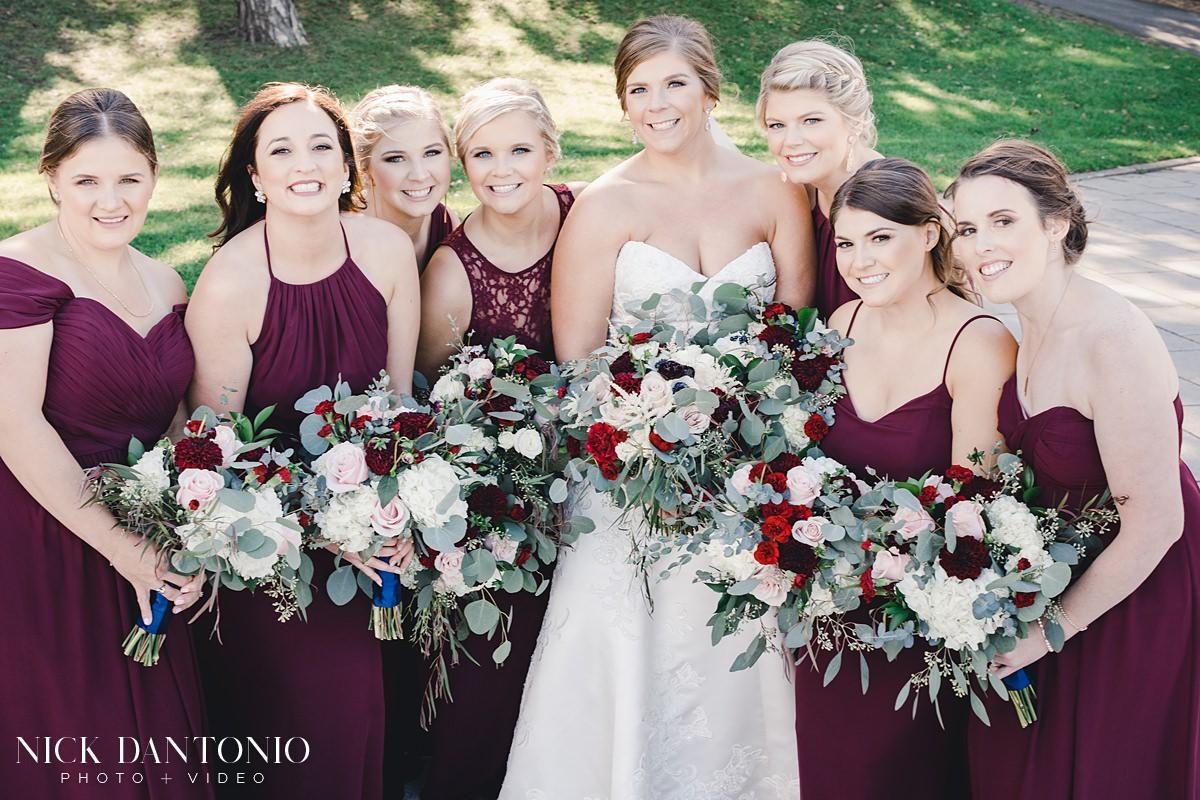 23-Delaware Park Buffalo Wedding