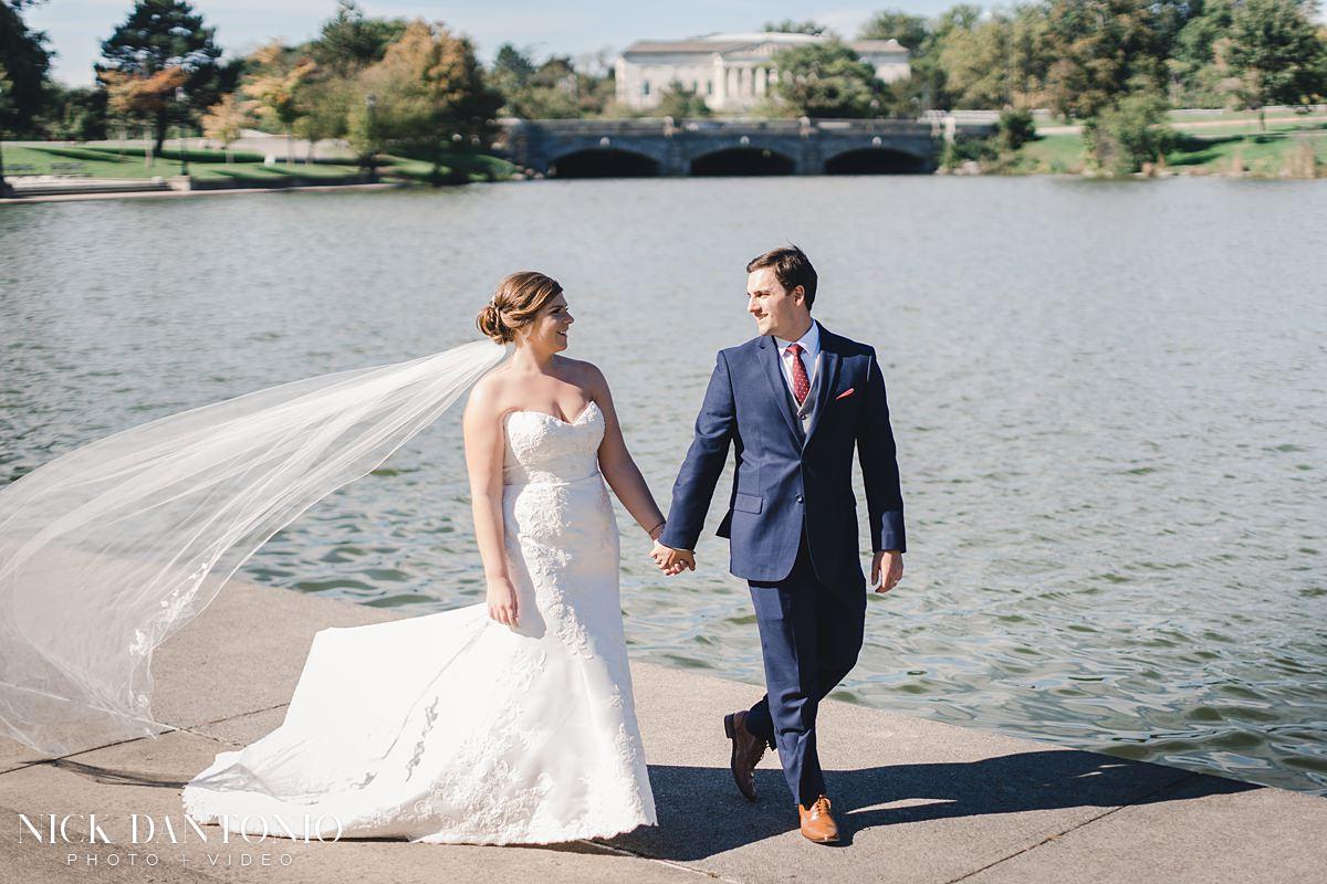 24-Delaware Park Buffalo Wedding