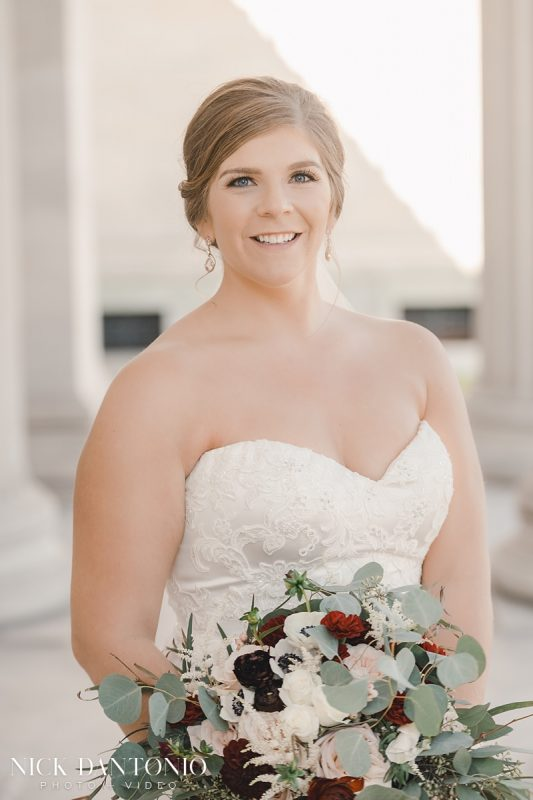 27-Albright Know Art Gallery Buffalo Wedding