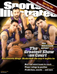 Jason Williams and The Sacramento Kings, The Greatest Show on Court