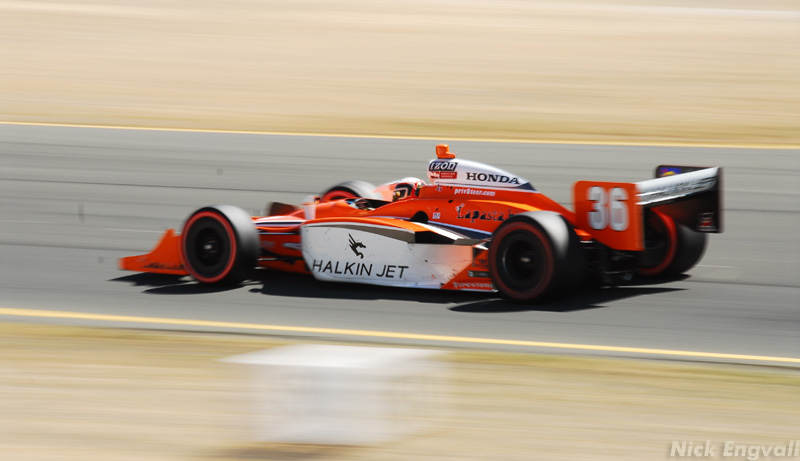 Francesco Dracone - IndyCar at Infineon Raceway at Sears Point/Sonoma CA