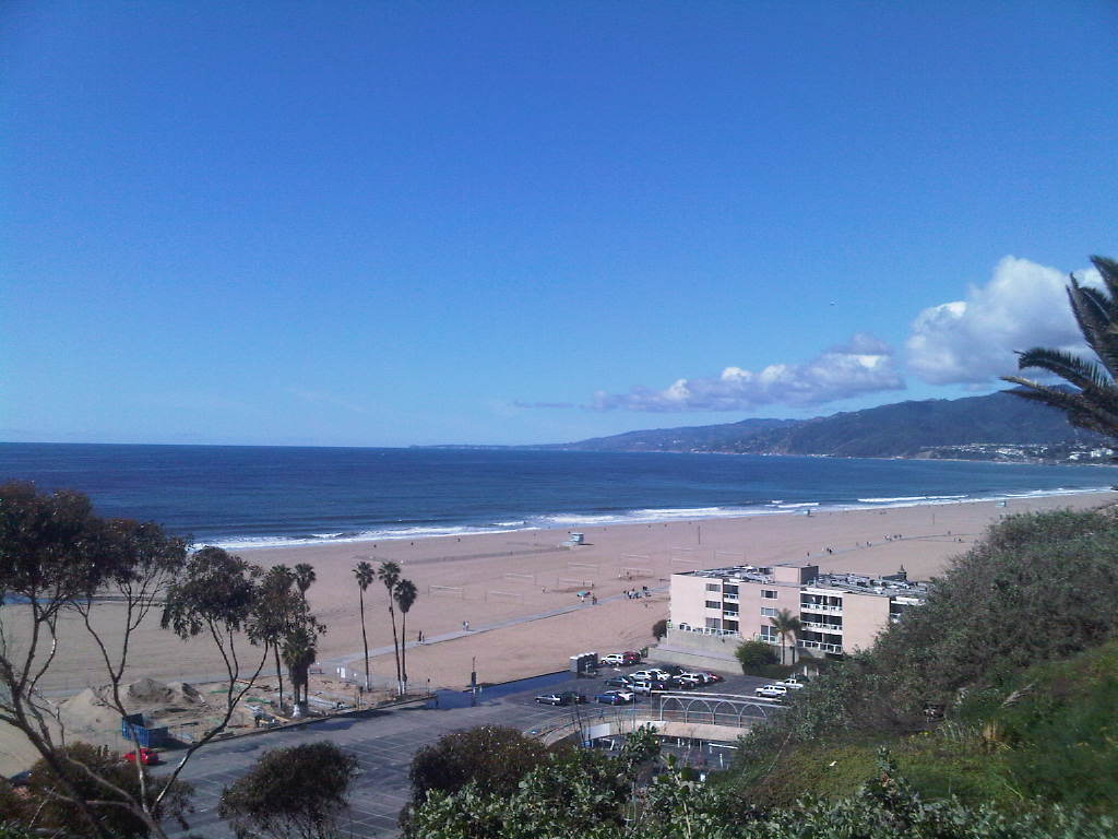 Santa Monica, California - When A Vacation Just Isn't One
