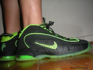 Nike Air Max Penny Highlighter Pack