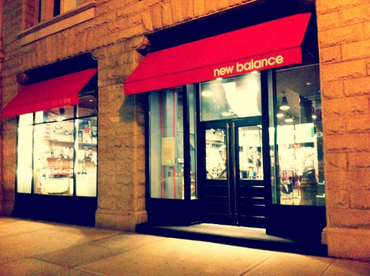 New Balance Experience Store New York City US