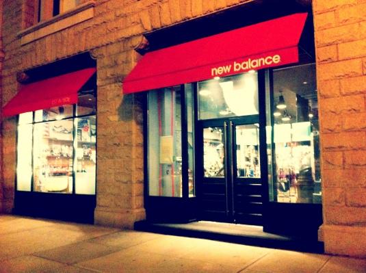 New Balance Experience Store New York City US