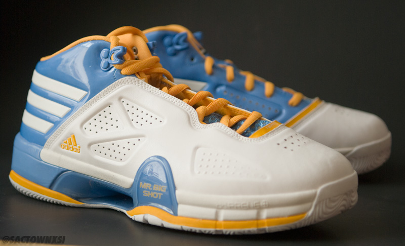 "adidas Player Exclusives: Chauncey Billups TS Lightning Creator ""Mr. Big Shot"" Denver Nuggets Home"