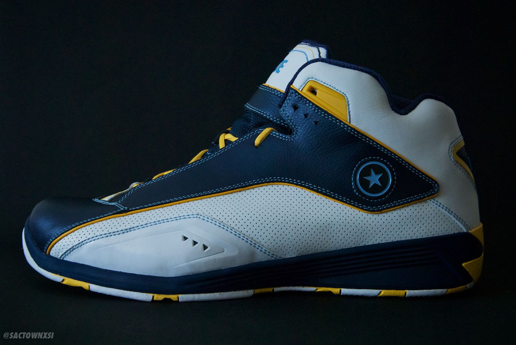 Converse Team Wade Dwyane Wade PE Marquette Golden Eagles