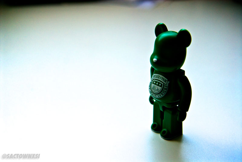 House of Pain Bearbrick