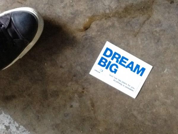 Dream Big. Dream Beautiful.
