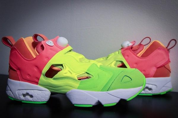 """Sneakersnstuff x Reebok Pump Fury """"Popsicle"""""""