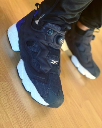 Reebok Pump Fury BOOST - A Different Pair of Sneakers Every Day - How Long Can I Go Without Repeating?