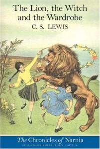 Aslan Dances with Lucy and Susan