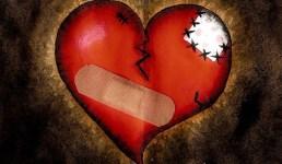 First broken heart