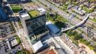 OHSU tram aerial photo