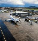 Aircraft aerial photography Portland