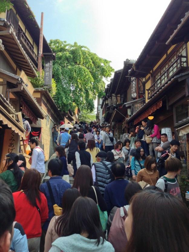 Crowded!!!!