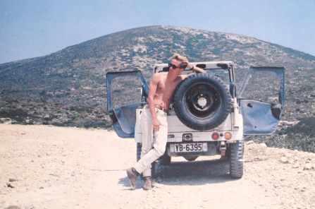 Nick Heyward - Rhodes, spring 1984