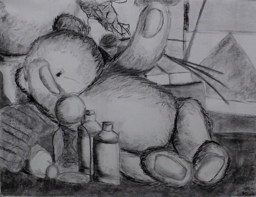 Teddy Bear Still Life