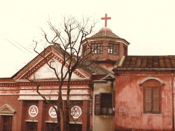 Kulangsu, church 001