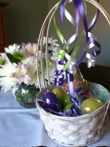 Easter, 2013