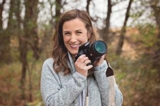 woman professional head shot fall outdoor portrait by MN photographer Nicki Joachim Photography Owatonna Minnesota