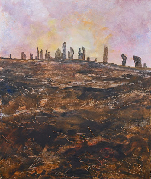 Callanish - Nicki MacRae Art