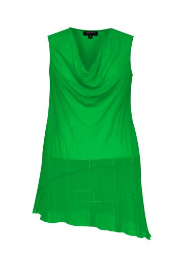 ava-green-silk-tunic